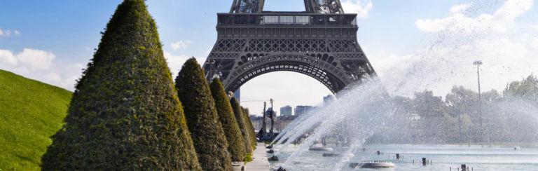Die passende Auflösung für die gängigsten sozialen Netzwerke wenn man z.B. seinen Paris Urlaub posten möchte